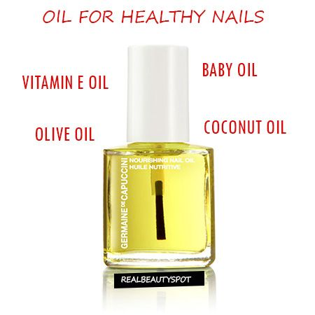 Salt for nails – Use salt to scrub your nails for softer cuticles.Read More >> Oil for healthy nails –It [...]