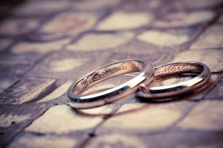 Brazilian Wedding Rings