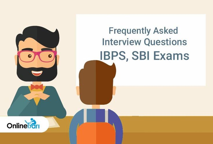 Frequently Asked Interview Questions: #IBPS, #SBI Exams. How and what to prepare for the interview questions for the bank interview? Know in our new blog: http://onlinetyari.com/blog/frequently-asked-interview-questions-ibps-sbi/?utm_content=buffer18f37&utm_medium=social&utm_source=pinterest.com&utm_campaign=buffer #tyarikaro #Onlinetyari #bankexam