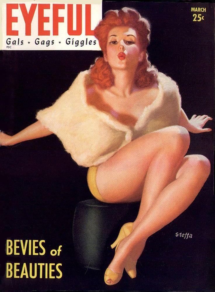 """Earl Steffa Moran - """"Eyeful Magazine"""""""