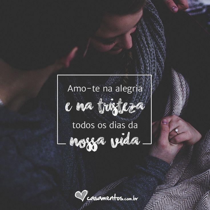 Frases cheias de carinho para você compartilhar com o seu amor #casamentoscombr #casamentos #casamentosbrasil #wedding #bride #frasesdeamor #lovequotes #amor #frasesromanticas