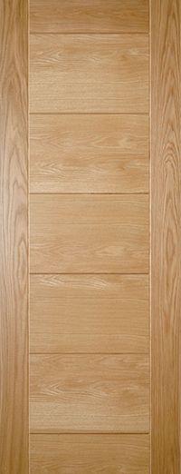 seville oak solid internal door