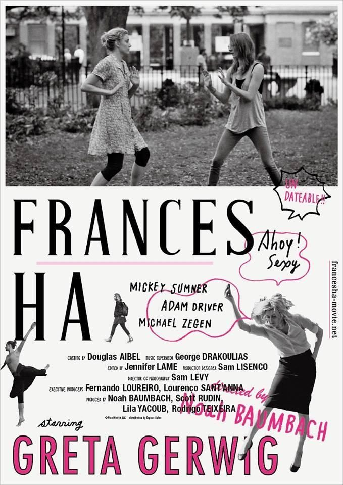 Excited about the Baumbach series. Frances Ha will play April 1st! www.austinfilmfestival.com