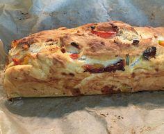 Rezept Mediteranes Grillbrot (WW) von Ann-Kristin88 - Rezept der Kategorie Brot & Brötchen