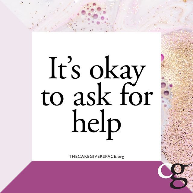ask someone for help
