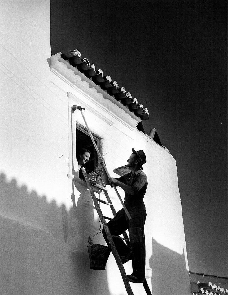 Jean Dieuzaide - Estremoz, Portugal, 1954