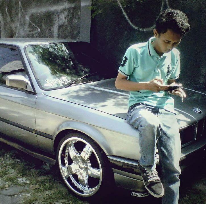BMW E30 MODIFIKASI  vajar otx