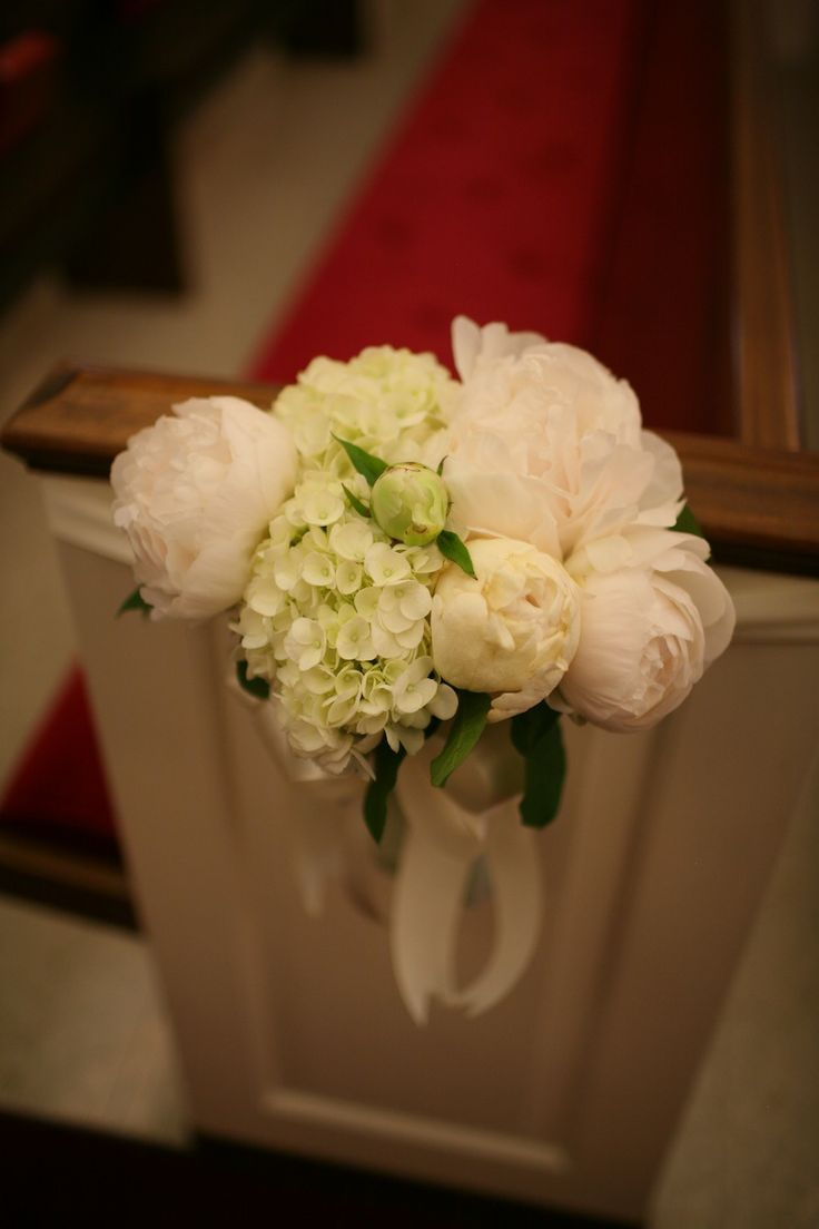 Church Aisle Floral Marie S Wedding Floral Inspiration