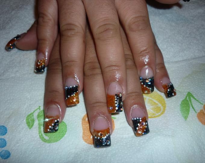 Harley Davidson Nail Designs | Harley davidson - Nails Style Photo Gallery  | nailsstyle.com | HD Nails | Pinterest | Harley davidson, Birthday nail art  and ... - Harley Davidson Nail Designs Harley Davidson - Nails Style Photo