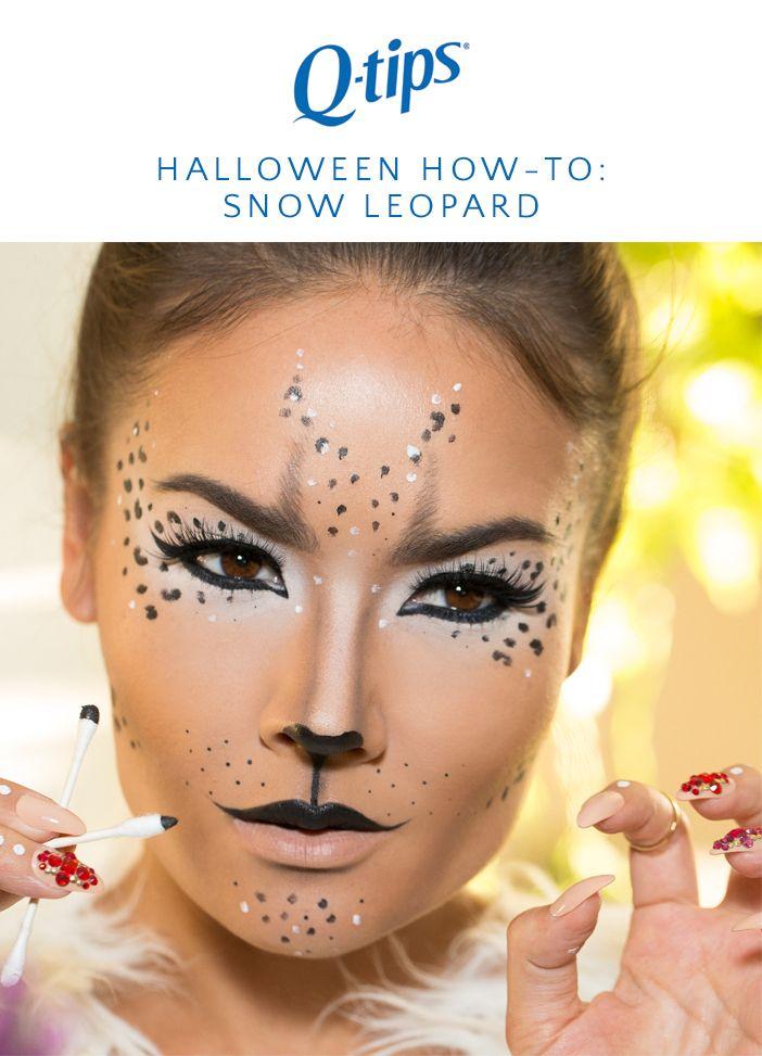 17 Best Ideas About Leopard Makeup On Pinterest