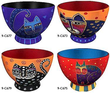 Cerâmicas de gato ❤ Faz toda a diferença no servir!