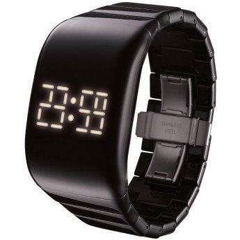 Relojes Digitales Odm: Reloj Odm Ilumi Digital Led Negro http://www.tutunca.es/reloj-odm-ilumi-digital-led-negro