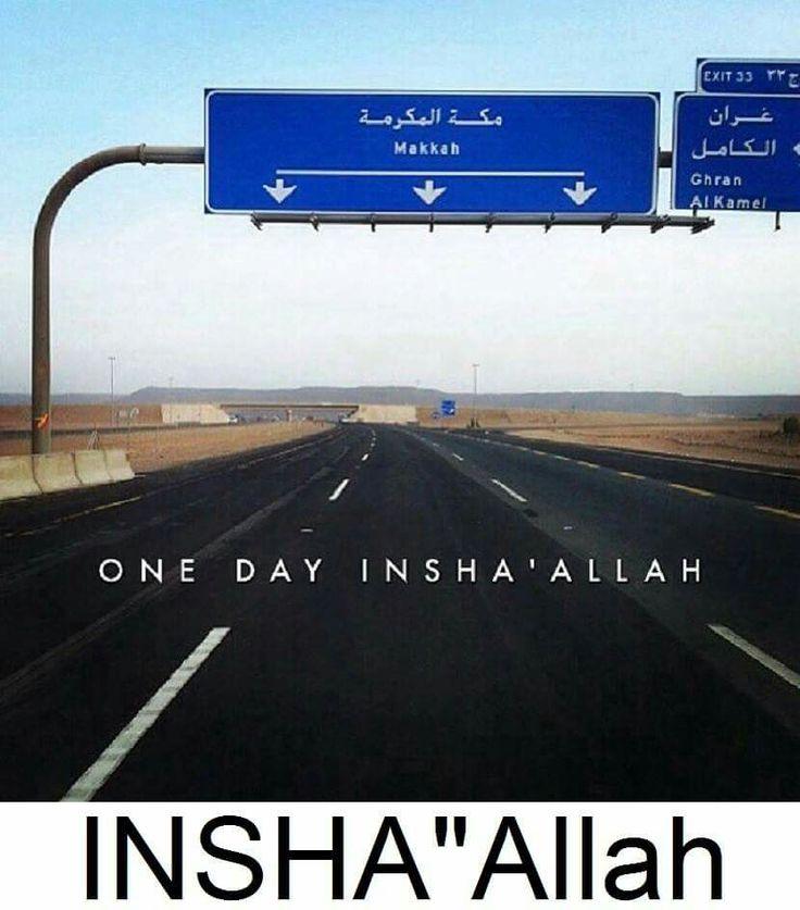 #Islam # One day again Ya Allah