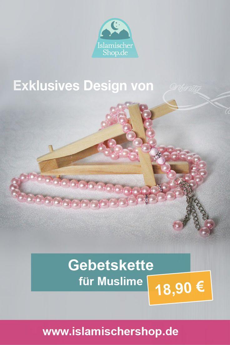Gebetskette, Tasbih, islamisch,  - islamische Gebetskette (Tasbih) - 99 Perlen (aufgeteilt in 3 Abschnitte zu je 33 Perlen) - Durchmesser der Perlen: 8mm - Material: Acryl, Metall  Farben: rosa oder hellblau -> Bitte wählen  + Handarbeit +  Jetzt bestellen: https://www.etsy.com/de/listing/488356867/gebetskette-tasbih-islamisch-rosa-oder?ref=shop_home_active_28