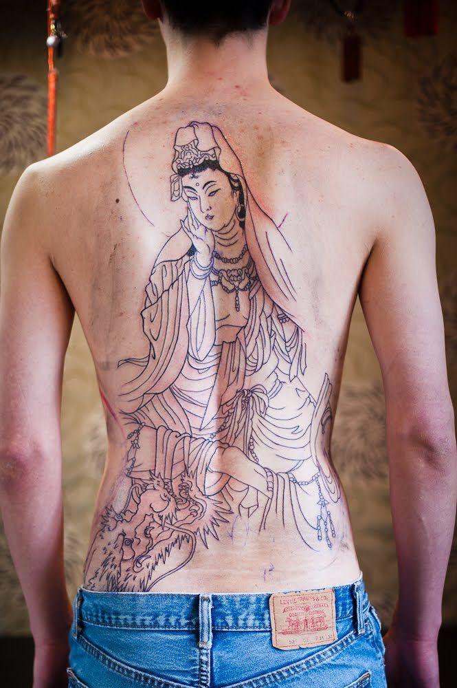 Kannon, bodhisattva of compassion