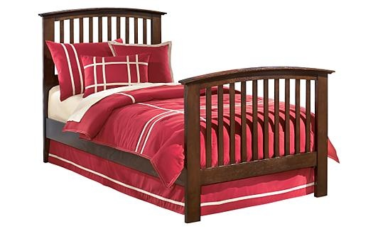 Nico Twin Panel Bed: Bed 45 W, Sam S Room, Panel Bed, Twin Beds, Large Product, Nico Twin, Boy Room