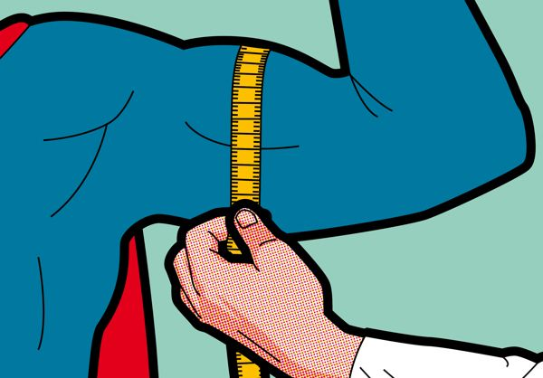 Secret Hero Life - Pop icons by Grégoire GUILLEMIN, via Behance