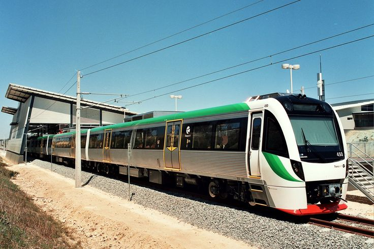 Bombardier Transperth commuter trains