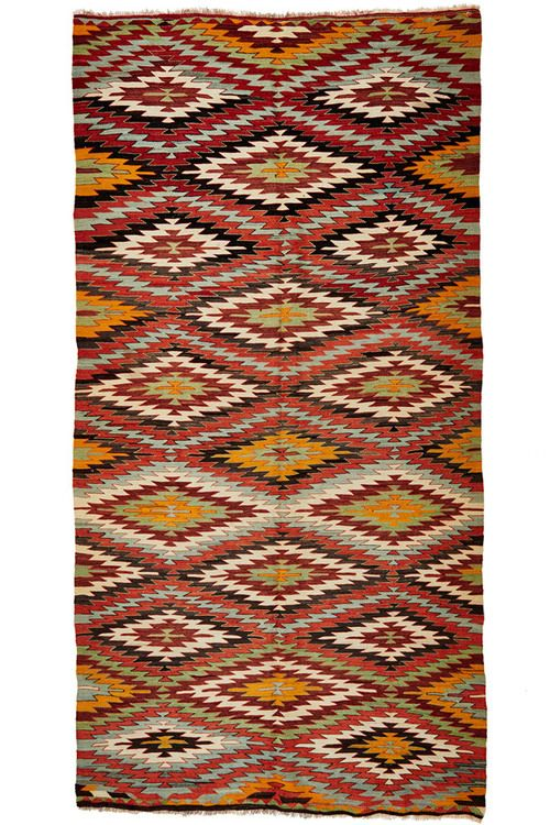 Turkish Kilim 2.93 x 1.59 m Perryman Carpets Rugs