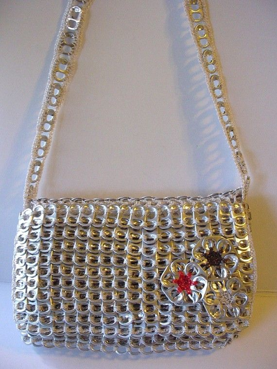 Soda Can Tab Purse