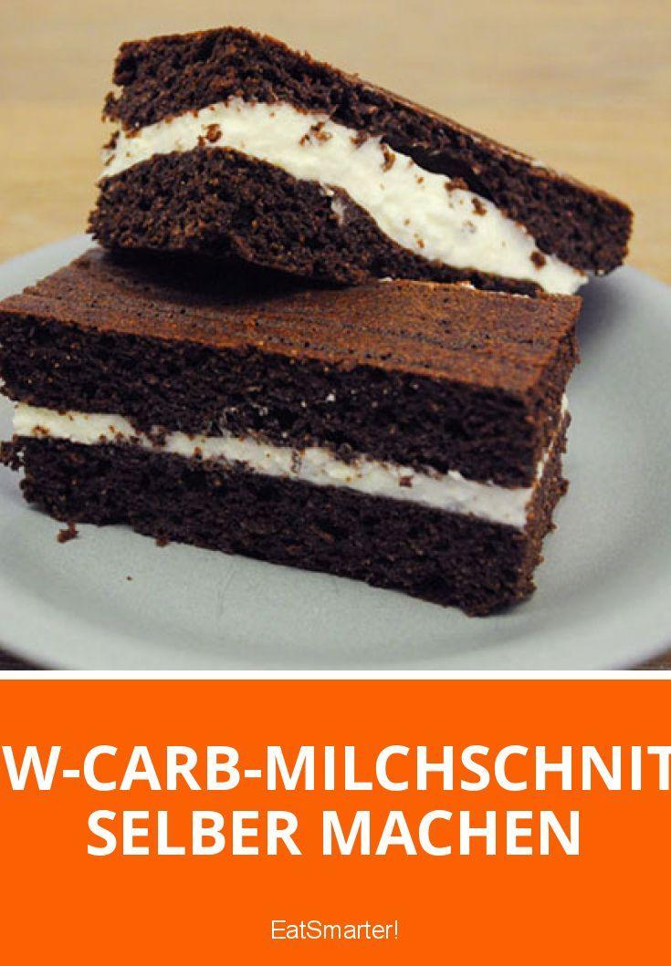 Low-Carb-Milchschnitte selber machen | eatsmarter.de