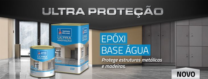 Ultraproteção Epóxi Base Água