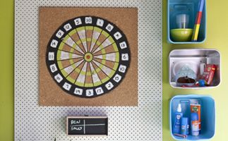 How to Make a Dartboard - Bunnings Warehouse