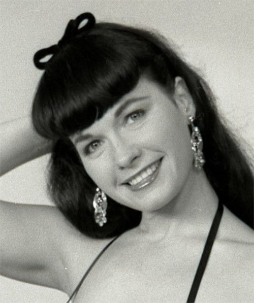 66 Best The Queen Of Pin Ups Bettie Mae Page Images On