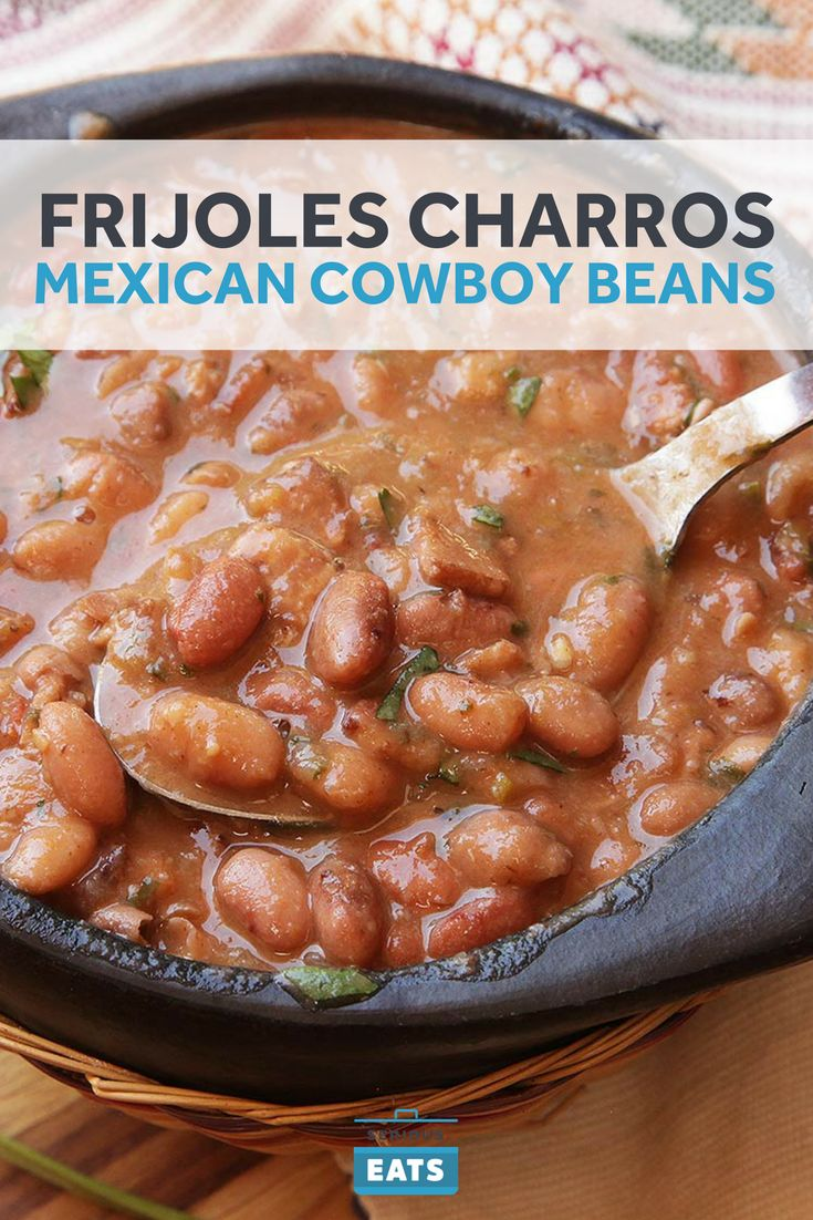 "I nominate frijoles charros—Mexican cowboy beans cooked with onions, garlic, tomatoes, salted pork, and chilies—as one superlative potluck dish. It not only hits all of those criteria but also adds on ""extremely delicious"" for good measure"