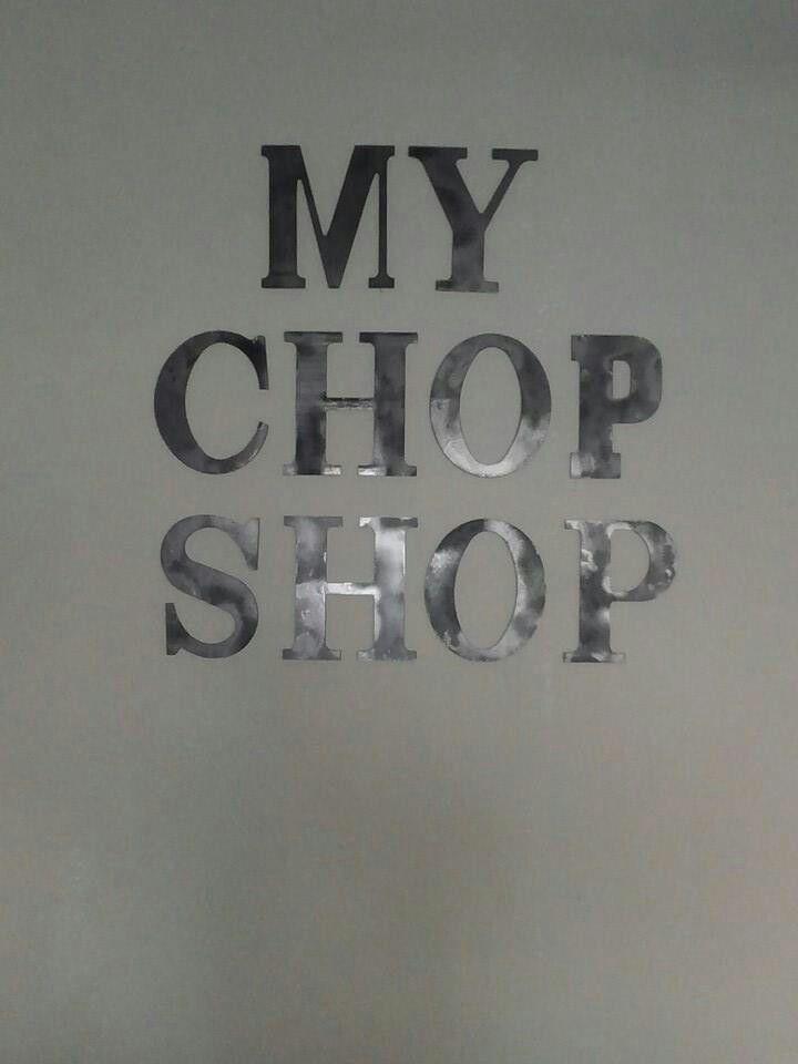My salon name