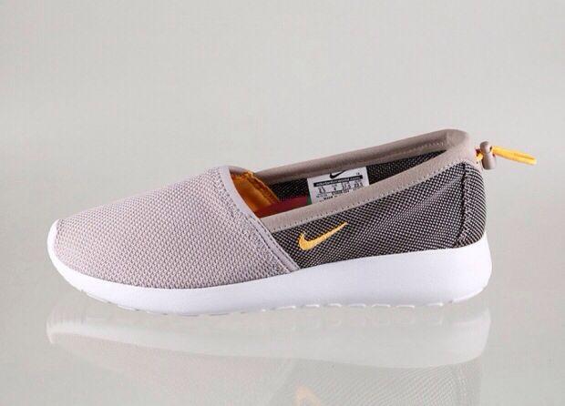 Nike Roshe Run Slip On Shoe.. LOVE.  Just orders as an alternative to sketchers go walks.