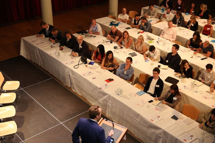 Check Out Photos From GDI Amsterdam Conference
