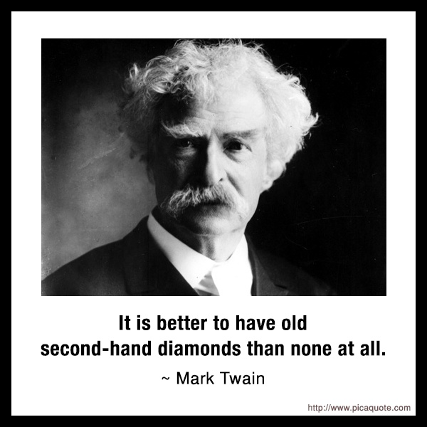 Mark Twain Quotes: 25+ Best PicaQuotes Images On Pinterest
