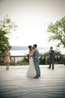 Croton Point Park in Upstate New York Wedding from Stylish and Hip Weddings
