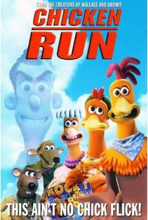 Chicken Run 2000 Online Full Movie.American comedy drama movie,this is about  the story follows the turbulent romance between Rocky the Rooster and Ginger the chicken.