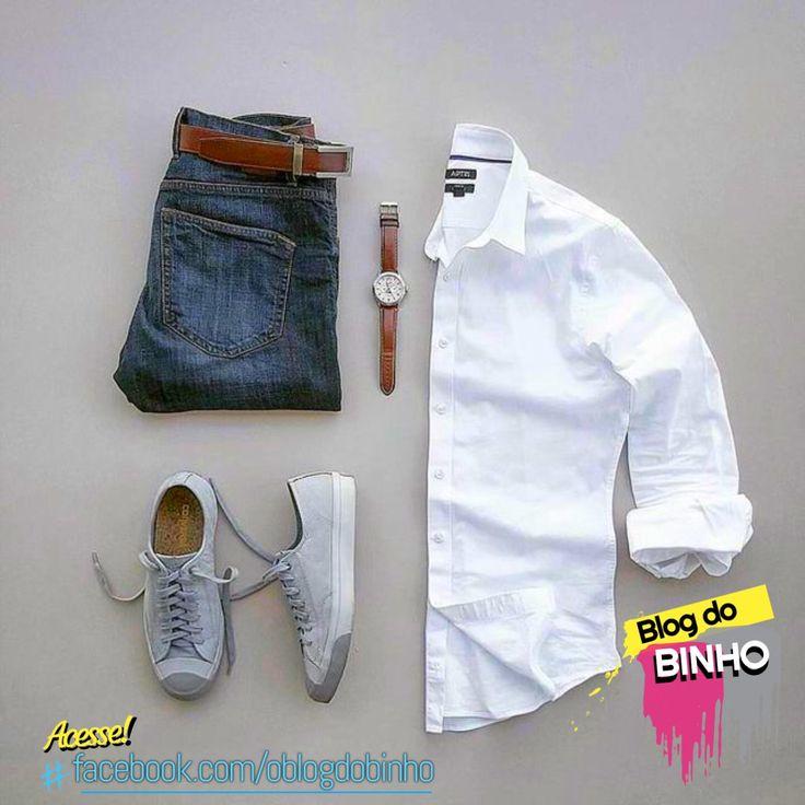 Para se inspirar no próximo look #blogdobinho #inspiration
