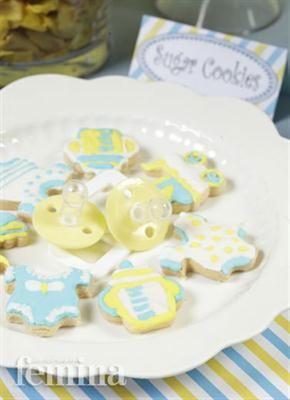 Femina.co.id: Sugar Cookies #resep