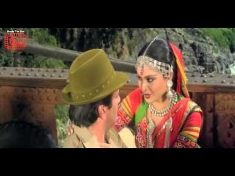 Maar Diya Jaye Ya Chod Diya Jaye - Vinod Khanna - Laxmi - Mera Gaon Mera Desh Songs - Lata - YouTube