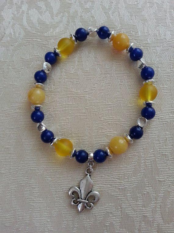 Very elegant bracelet for a Cub Scout Den Leader or Mom