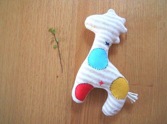 にぎにぎ キリン ベビーグッズ 手作り ベビー用品 手作り 赤ちゃん おもちゃ 手作り