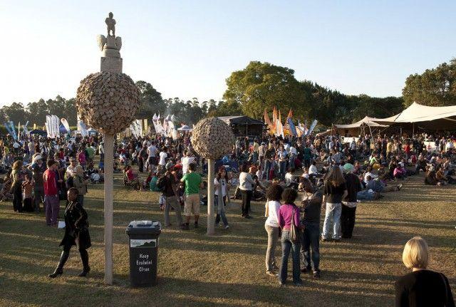 Swaziland's Bushfire Festival
