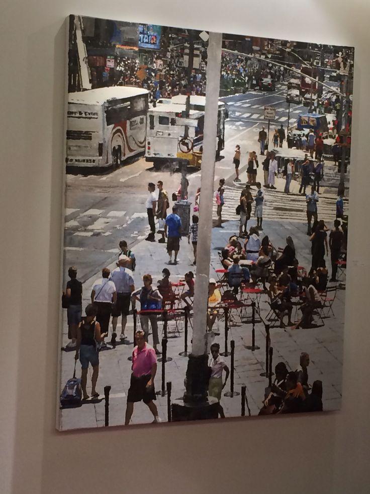 Ronald Dupont - City Center II (NYC)