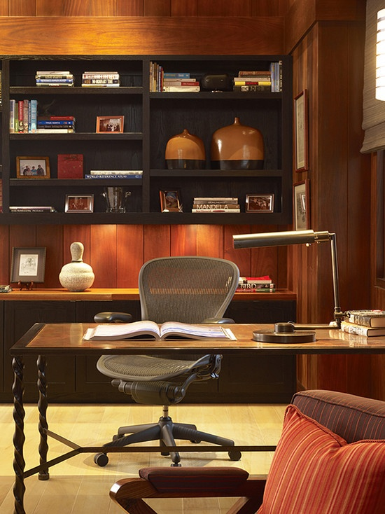 Tropical Home Office Design, Pictures, Remodel, Decor And Ideas   Page 3