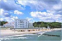 Wellness on the Baltic Sea at Grand Hotel Heiligendamm