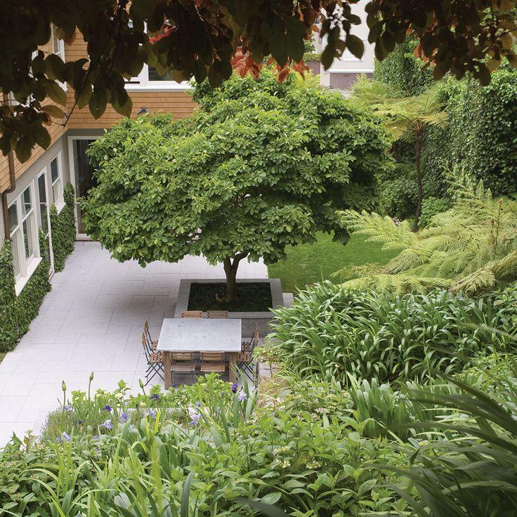 Scott Lewis Landscape Architecture - Terraced City Garden - SLLA - San Francisco