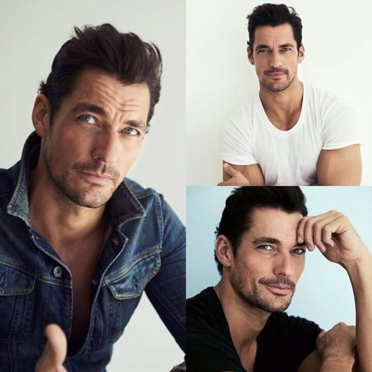 The many faces of David James Gandy