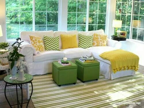 #BaylorProud Living RoomSofas Sunrooms, Decor Ideas, Sunrooms And Porches, Decorating Ideas, Living Room, Sunrooms Ideas, Decor Sunrooms, Ektorp Sofas, Sun Room