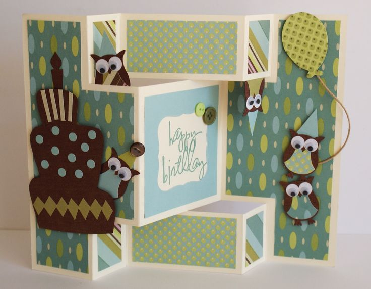 17 Best ideas about Cool Birthday Cards – Pinterest Stampin Up Birthday Cards