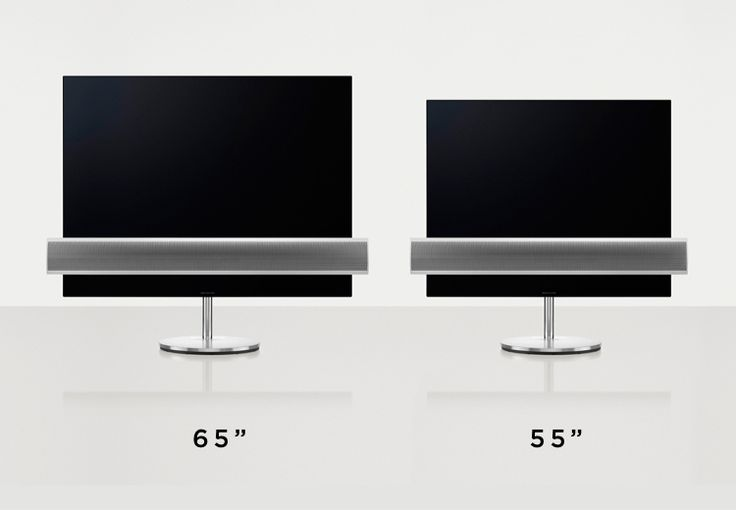 BeoVision Eclipse - 4K HDR OLED and the world's best TV sound. | Bang & Olufsen
