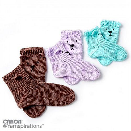 221 besten Crochet Slippers / Socks Bilder auf Pinterest ...